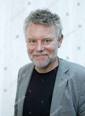 Jan Arnald aka Arne Dahl, Swedish novelist