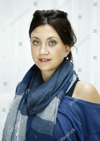 Camilla Lackberg, Swedish crime writer
