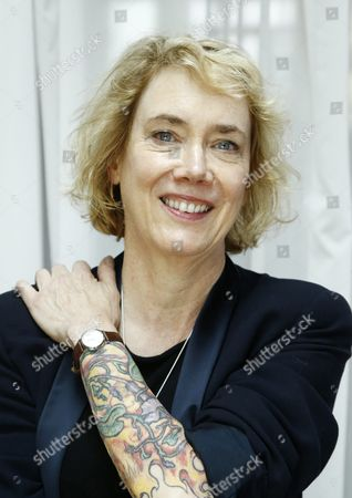 Stock Photo of Elizabeth Hand, American writer