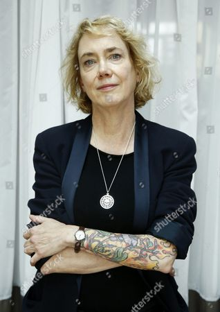 Stock Image of Elizabeth Hand, American writer