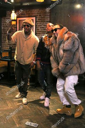 Cam'ron & Juelz Santana & French Montana