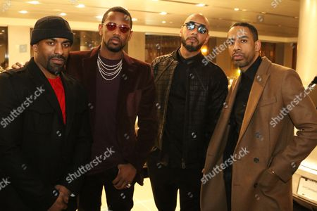DJ Clue & Fabolous & Swizz Beatz & Ryan Leslie