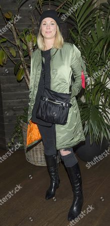 Editorial image of BOY magazine Launch Party, Stockholm, Sweden - 08 Mar 2017