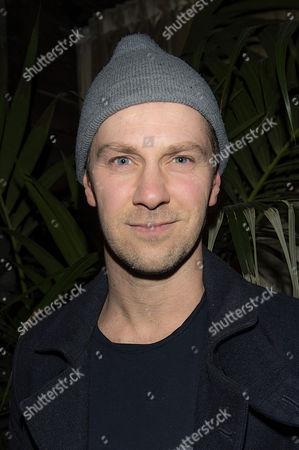Stock Picture of Linus Wahlgren