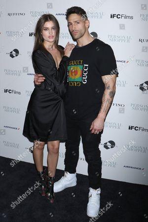 Lexi Wood and Noah Neiman