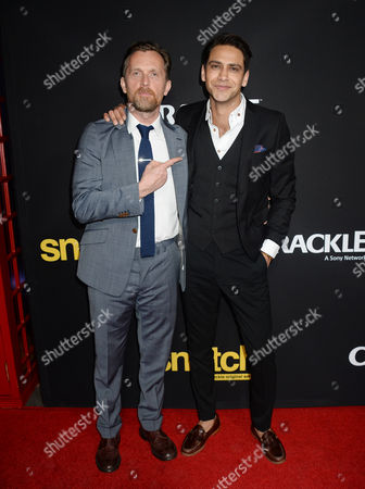 Alex De Rakoff and Luke Pasqualino