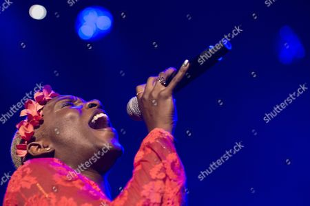 Editorial photo of 49th Montreux Jazz Festival - Jul 2015