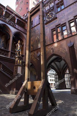 Editorial picture of Art Parcours  -  Art Basel 2015 - Jun 2015
