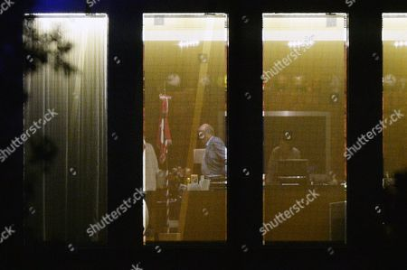 A Photograph Made Available On 26 September 2015 Showing Fifa President Joseph S Blatter in His Office at the Fifa Headquarters in Zurich Switzerland 25 September 2015 the Office of the Attorney General of Switzerland (oag) On Thursday 24 September 2015 Has Opened Criminal Proceedings Against the President of Federation Internationale De Football Association (fifa) On Suspicion of Alleged Criminal Mismanagement As Well As Alternatively On Suspicion of Misappropriation