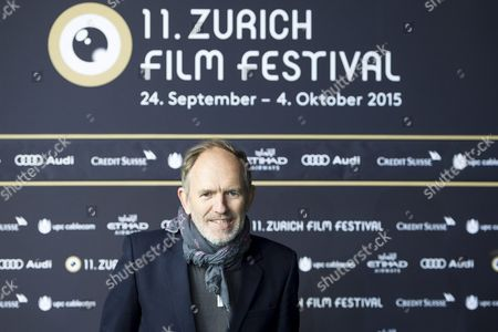 Dutch Photographer and Director Anton Corbijn Arrives On the Green Carpet Before the Screening of His Movie 'Life' at the Zurich Film Festival (zff) in Zurich Switzerland 28 September 2015 the Festival Runs From 24 September to 04 October