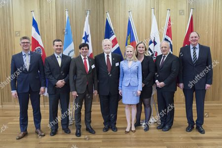 Editorial image of Ministerial Meeting of the European Free Trade Association Efta - Jun 2015