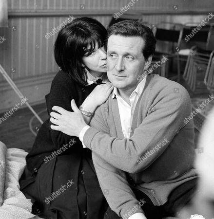 'Love Story - Divorce, Divorce'  - Patrick MacNee and Fenella Fielding