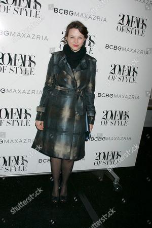 Editorial photo of BCBG Max Azria Autumn / Winter 2009 Mercedes-Benz Fashion Week, New York, America - 13 Feb 2009
