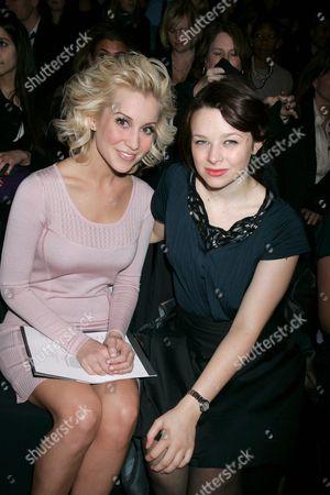 Kellie Pickler and Joy Lauren