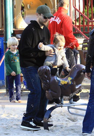 Tobey Maguire and daughter, Ruby Sweetheart Maguire