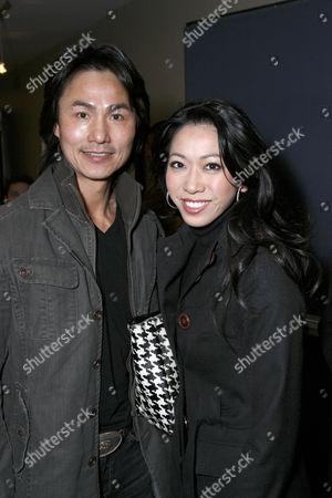 Robin Shou and Annie Tang
