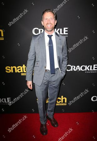 Editorial picture of Crackle's 'Snatch' TV Series premiere, Los Angeles, USA - 09 Mar 2017