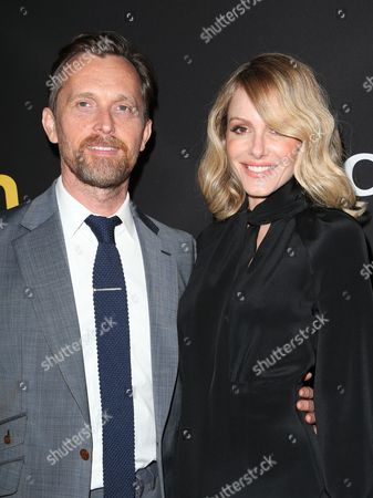 Editorial photo of Crackle's 'Snatch' TV Series premiere, Los Angeles, USA - 09 Mar 2017