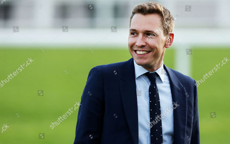 Stock Picture of Presenter Ollie Bell