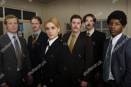 Tommy McDonnell as DC Hudson, Stefanie Martini as Jane Tennison, Sam Reid as DCI Len Bradfield, Joshua Hill as DC Edwards, Daniel Ezra as DC Ashton and Blake Harrison as DS Spencer Gibbs.