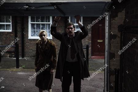 Stefanie Martini as Jane Tennison Tommy McDonnell as DC Hudson.