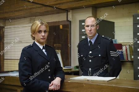 Editorial image of 'Prime Suspect 1973' TV Series - Mar 2017