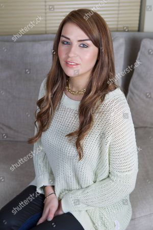 Jenny Thompson, 23, from Bolton. Jenny became famous after bedding Manchester United and England footballer Wayne Rooney