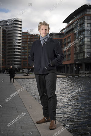 Editorial photo of Ex-Olympian Andy Triggs Hodge, London, UK - 02 Mar 2017