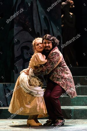 Lauren Zolezzi (Patience), Ross Ramgobin (Grosvenor).