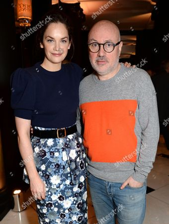 Editorial image of The Olivier Awards nominees luncheon at Rosewood Hotel, London, UK - 10 Mar 2017