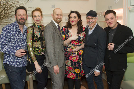 Editorial photo of 'The Miser' play, After Party, London, UK - 10 Mar 2017