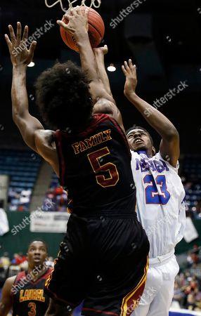 Editorial image of Mississippi Boys 5A Basketball, Jackson, USA - 10 Mar 2017