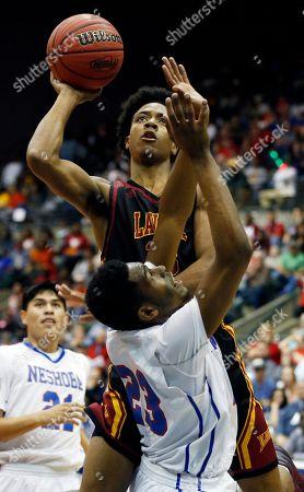 Editorial photo of Mississippi Boys 5A Basketball, Jackson, USA - 10 Mar 2017