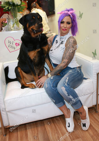 Stock Picture of Jodie Marsh