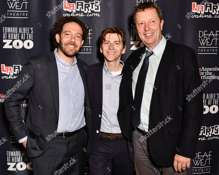 Stock Picture of DJ Kurs, Coy Middlebrooke, and Paul Crewes