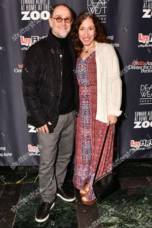 John Kassir and Vanessa Waters