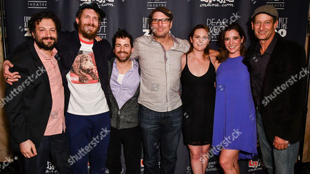 Editorial picture of 'At Home at the Zoo' play, After Party, The Wallis Annenberg Center for the Performing Arts, Los Angeles, USA - 10 Mar 2017