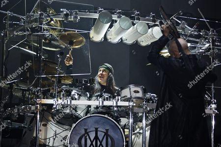 Drummer Mike Mangini - Dream Theater