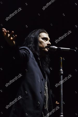 Vocalist James LaBrie - Dream Theater