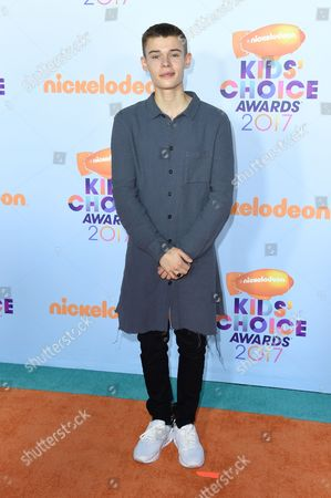Editorial photo of Nickelodeon Kids' Choice Awards, Arrivals, Los Angeles, USA - 11 Mar 2017
