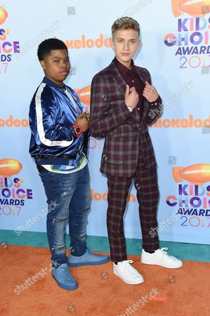 Benjamin Flores Jr. and Thomas Kuc
