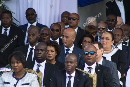 Editorial image of Haiti pays tribute to late former President Rene Preval, Puerto Au Prince - 11 Mar 2017