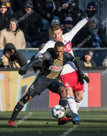 Editorial image of MLS Toronto FC Union Soccer, Chester, USA - 11 Mar 2017
