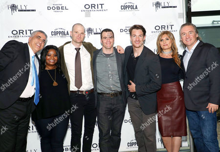 Mehrdad Elie, Octavia Spencer, Eshom Nelms, Ian Nelms, Brad Johnson, Parish Caviani, John J. Kelly