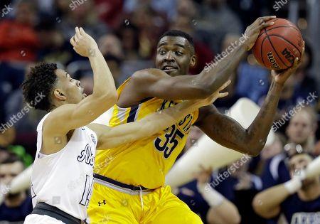 Editorial image of MAC Kent St Akron Basketball, Cleveland, USA - 11 Mar 2017