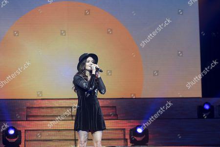 Editorial photo of X Factor Live tour, Leeds, UK - 11 Mar 2017