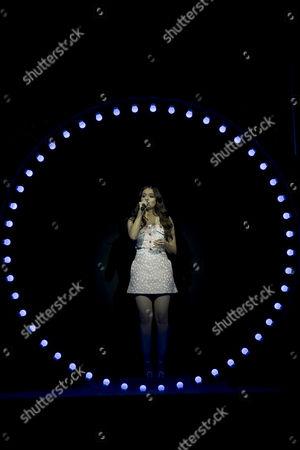 Editorial image of X Factor Live tour, Leeds, UK - 11 Mar 2017