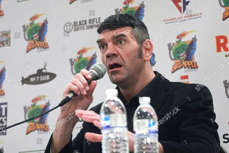 Stock Picture of Spencer Wilding