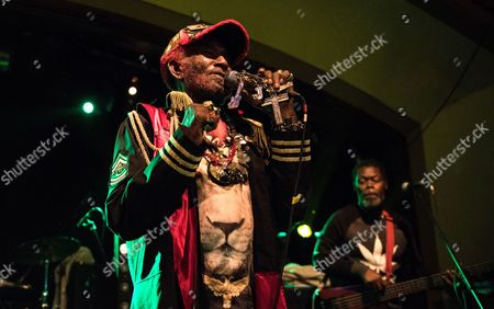 Stock Picture of Lee Scratch Perry