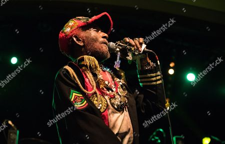 Stock Image of Lee Scratch Perry